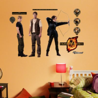 Teenage Mutant Ninja Turtles Collection Fathead Wall Decal